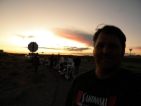 black-sakowskimotors-shirt-and-rt66-sunset
