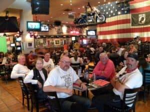Harley Davidson Cafe Motorcycle Tour Vegas