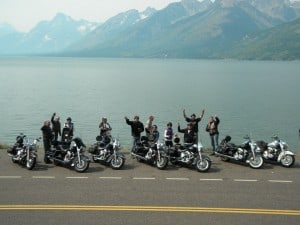 Yellowstone National Park Harley Motorcycle Tour