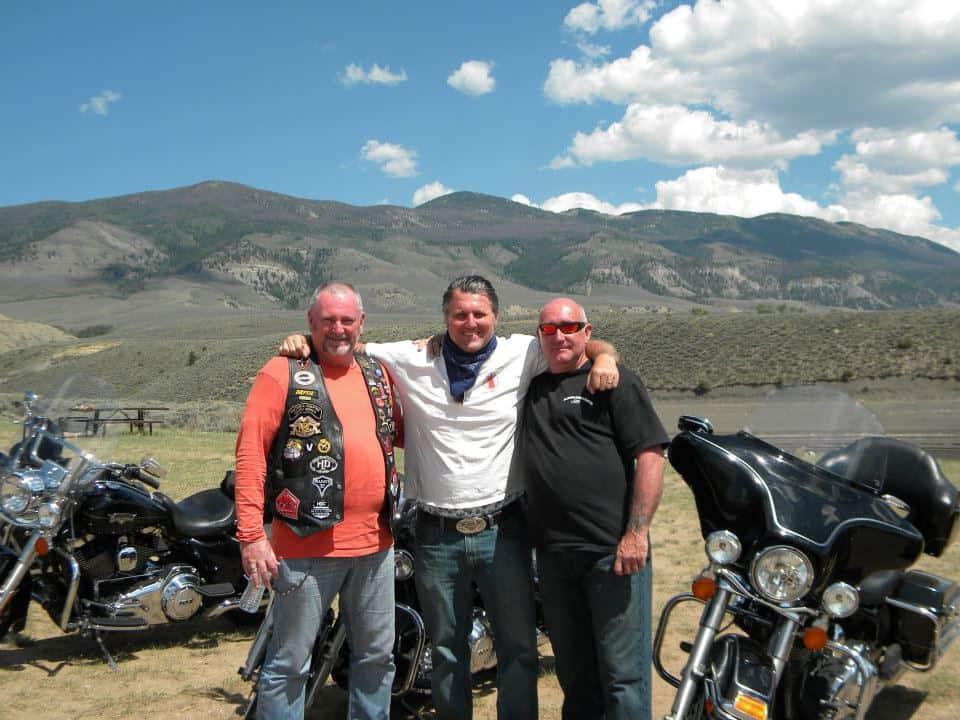 colorado harley davidson motorcycle tour