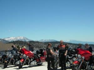 california mountain motorcycle tour