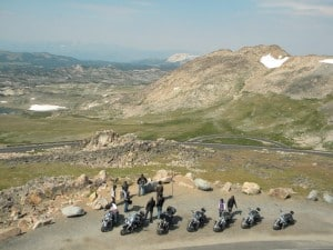 bear tooth highway motorcycle tour
