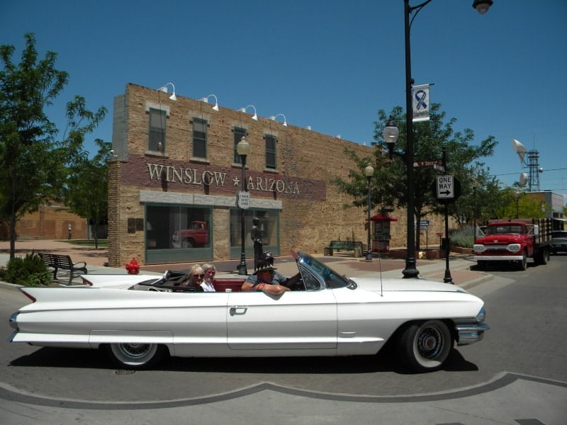 Classic Car Tours and Classic Car Rentals California and Route 66 USA