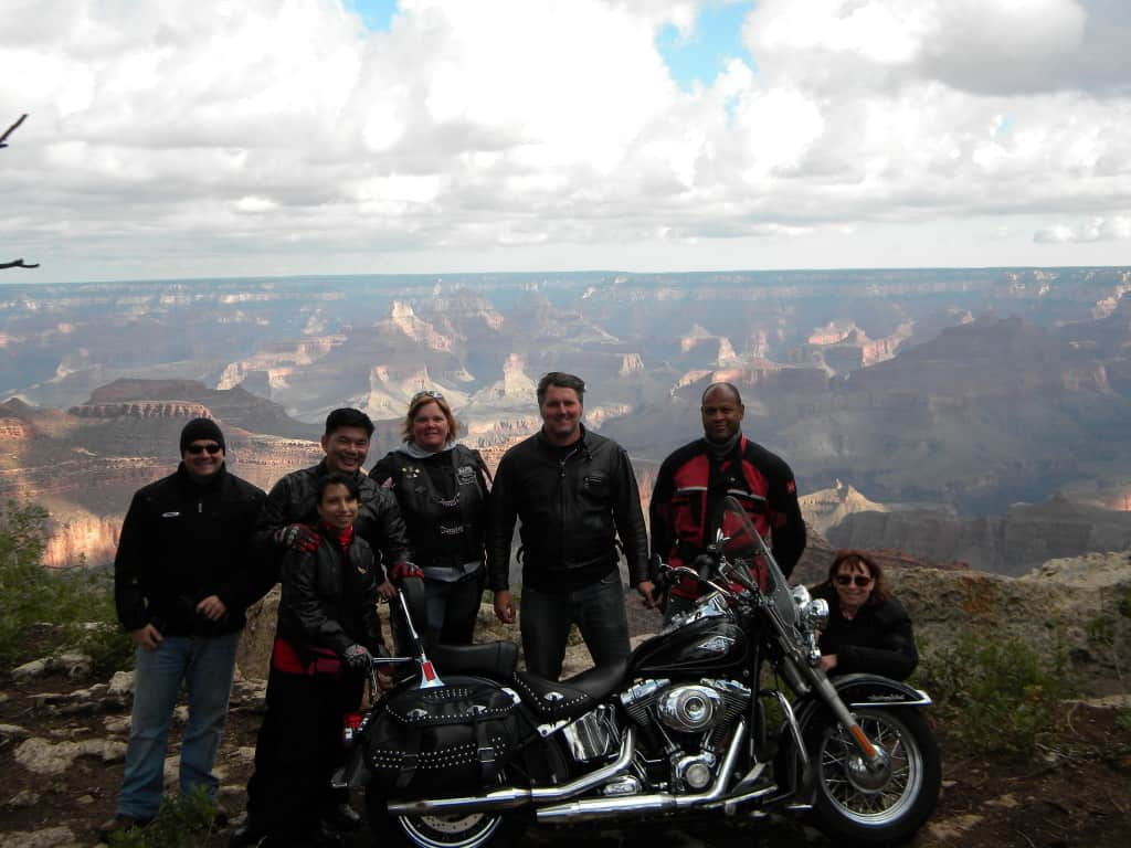 grand canyon harley davidson tour