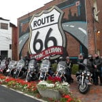 Rt 66 guided Harley Tour