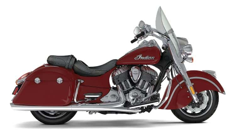 Rent Indian Springfield harley davidson, honda goldwing, and bmw motorcycle rentals usa  at mifinder.co
