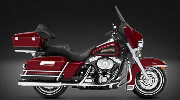 Harley Davidson Street Rod Side Cases