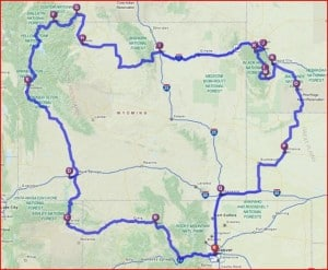 sturgis motorcycle tour