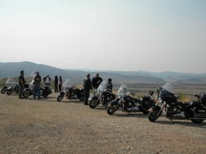 sturgis harley guided tour