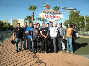Las Vegas Motorcycle Tour