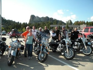 Sturgis Mount Rushmore Motorcycle Tour