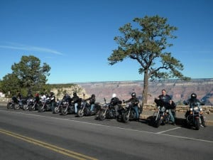 sturgis grand canyon motorcycle tour