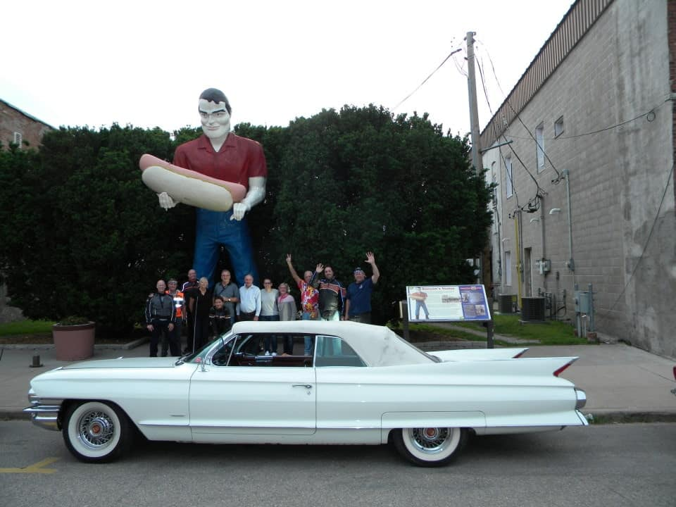 Classic Car Route 66 Chicago to LA Tour and Rental