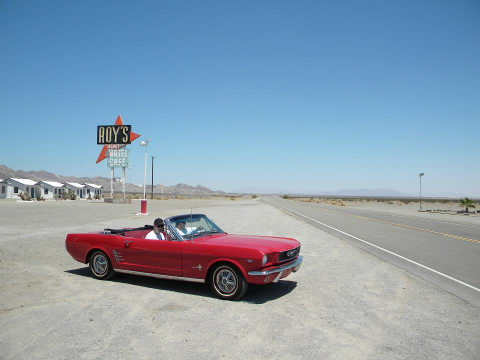Drive La To Vegas Car Hire