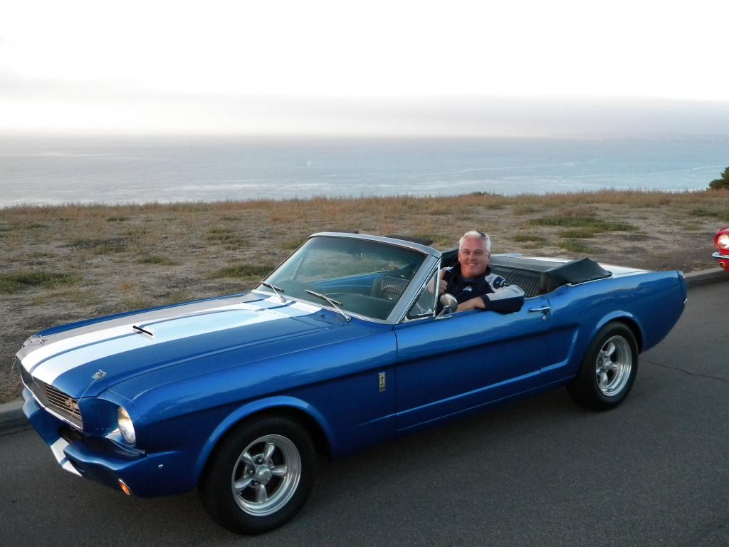 Rent A Classic Mustang