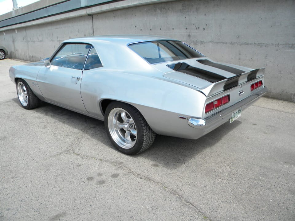 Rent A 1969 Camaro Classic Car