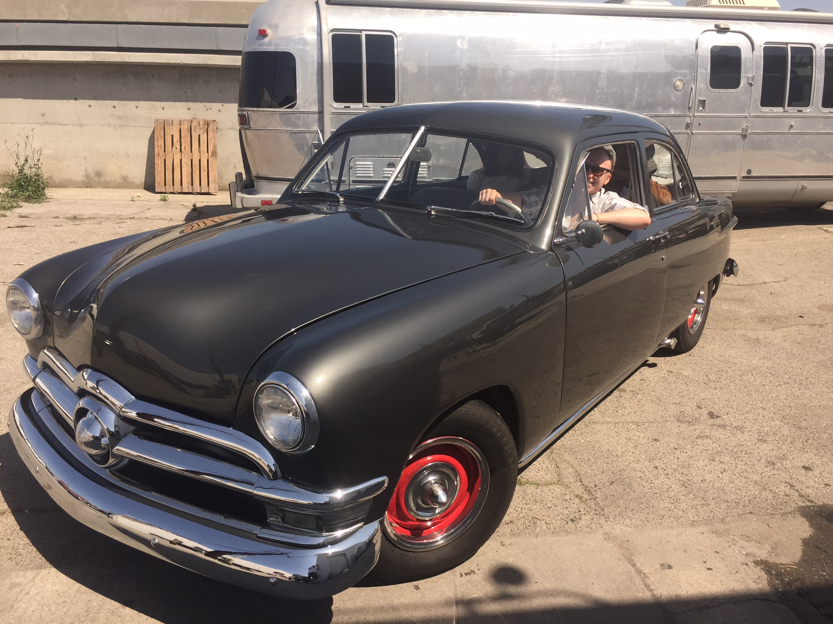 Rent a classic car in California, Los Angeles, San Francisco, Las Vegas