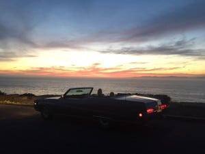 Rent a classic car in California, Los Angeles, San Francisco, to Las Vegas, Route 66 Rental