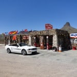 mustang rental route 66