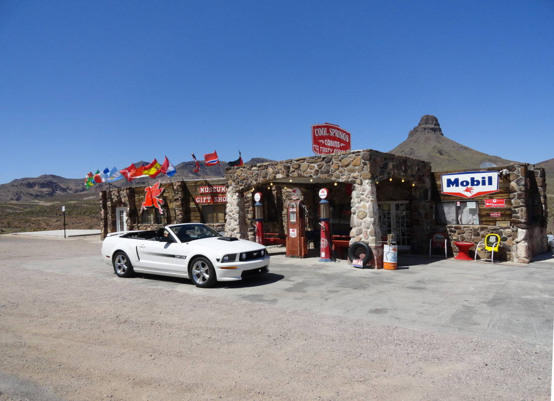Route  Classic Car Tour