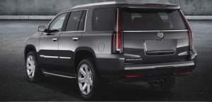 Rent Cadillac Escalade