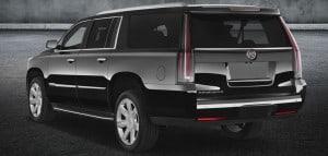 Rent Cadillac Escalade ESV