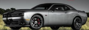 Rent Dodge Challenger SRT8