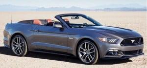 Rent Mustang GT Convertible