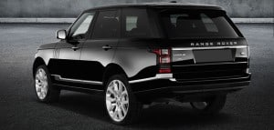 Rent a Range Rover