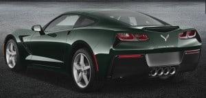 rent Corvette